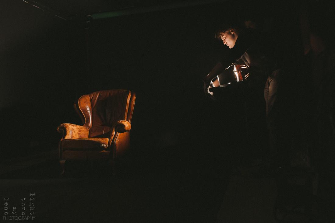 "makingof del videoclip de ""Riderless Horse"" (Ghosts of Comala, Àlex Torío, 2012)"